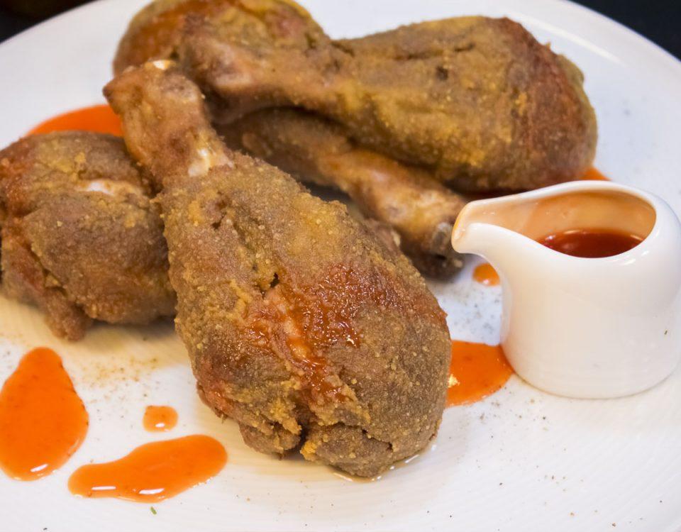 آموزش مرغ سوخاری اسپایسی