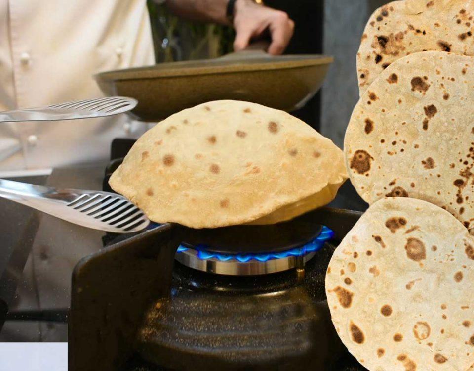 آموزش نان روتی