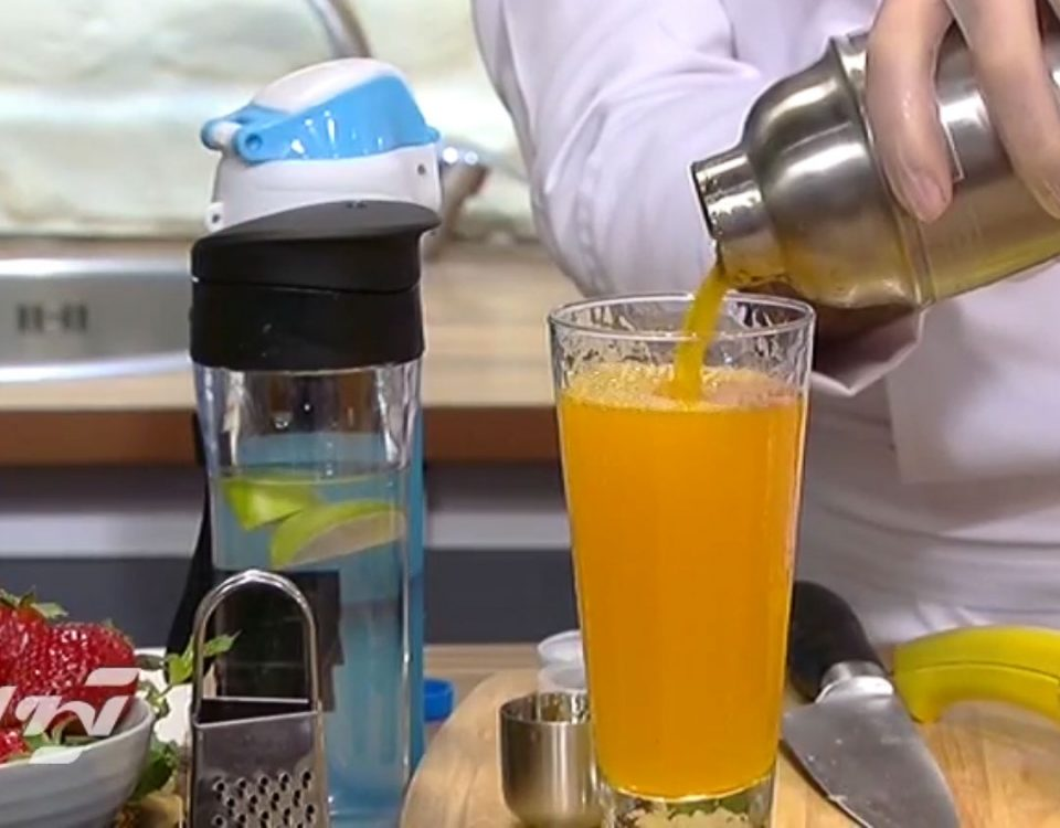 آموزش طعمدار کردن آب و شربت زعفران